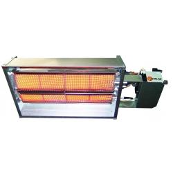 Chauffage radiant gaz naturel 19,5 kw 1 allure RL22GN